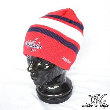 NHL Capitals 784 ワシントン キャピタルズ ニットキャップ