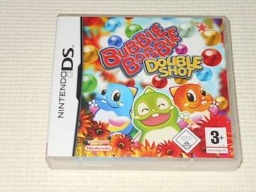 DS★BUBBLE BOBBLE DOUBLE SHOT 海外版(国内本体動作可能)