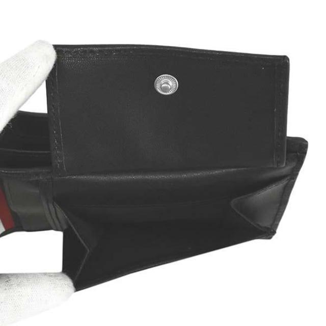 ◆新品本物◆トミーヒルフィガー METRO 2つ折財布(BK)『AM0AM07292』◆ < ブランドの