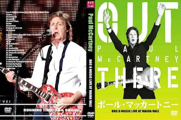 ポール・マッカートニー BBC 6 ロンドン 2013 (1DVD & 1CD)!
