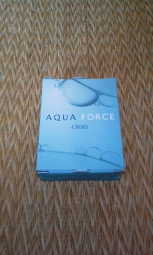 ORBIS AQUA FORCE トライアルセット 3週間 しっとりタイプ
