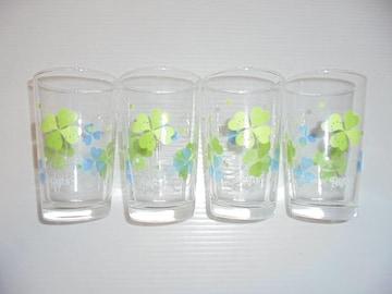 Person's パーソンズカップグラスコップタンブラー日本製4点新品