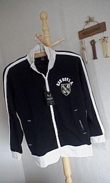バッドボーイ長袖ジャケット/上着150ブラック