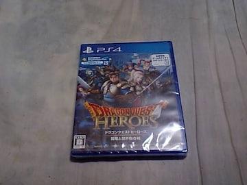 【新品PS4】ドラゴンクエストヒーローズ 闇竜と世界樹の城