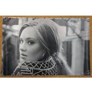 新品【布ポスター】Adele/アデル