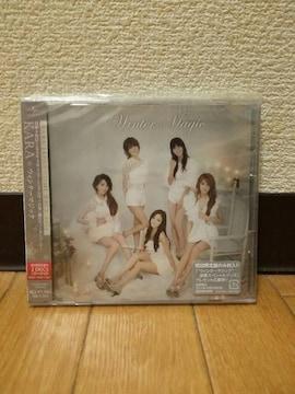 KARA ウィンターマジック CD+DVD 初回限定盤A 新品 難あり