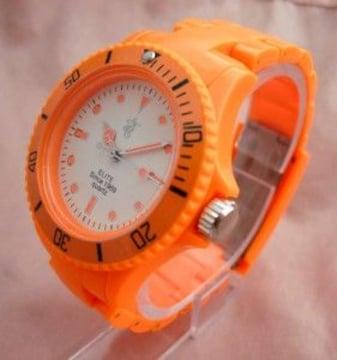 カラフルプラベルト腕時計OG