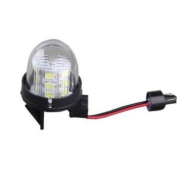 スズキ車汎用 LEDライセンスランプユニット ナンバー灯
