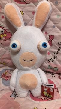 ラビッツ BIG ぬいぐるみ 【青】