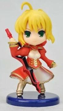 にいてんご Fate/EXTRA  赤セイバーエクストラ コンプティーク限定●即決!