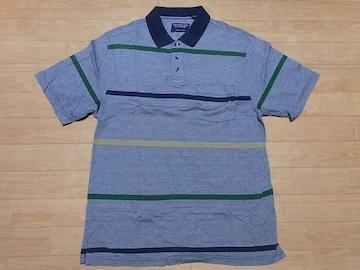即決!USA古着●ROUNDTREE&YORKEデザイン半袖ポロシャツ!レア