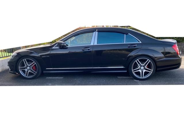 低走行 AMGスポーツエディション Sクラス ベン w221 s550Lロング