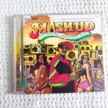 送料無料 MASH UP 〜FORWARD TO JAPANESE ZION〜 CD+DVD #E