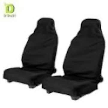シートカバー 車用 2枚セット 防水 座席カバー カーシート 汎用