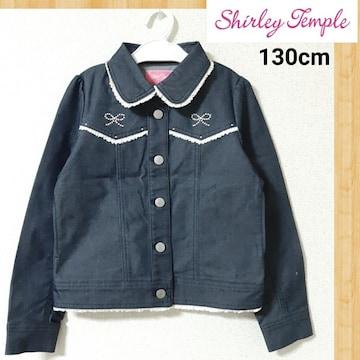 購入19000円 ShirleyTemple シャーリーテンプル 子供服 130 デニムジャケット