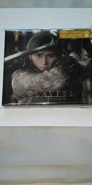 送料込み美品光一君ソロアルバムPLAYFUL (初回盤A CD+Blu-ray)