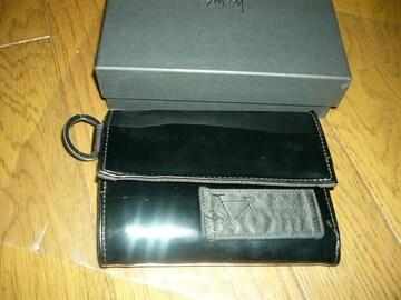 STUSSYステューシー×PORTERウオレット黒ポーター財布箱付き