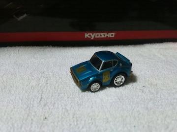 ちびっこ5 '04 スカイライン ケンメリレーシング#73 メタリックブルー