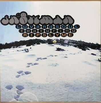 初期の激レア貴重盤 RIP SLYME リップスライム 「SNOW MAN」