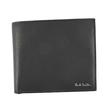 ★ポールスミス 2つ折財布(BK)『M1A4833 FSTRGS』★新品本物★