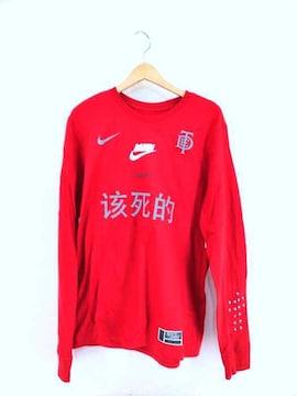 NIKE(ナイキ)18SS ロングスリーブTシャツクルーネックTシャツ
