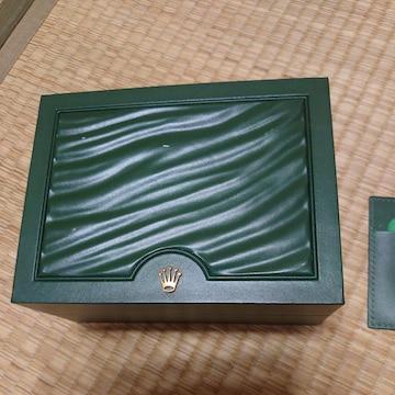 ロレックスの箱です!