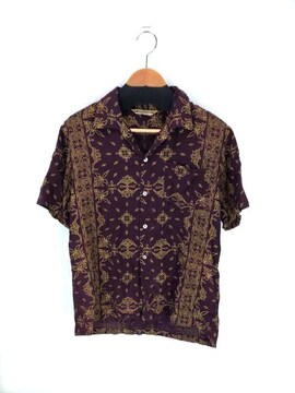 SCHOTT BROS(ショット)ハワイアンシャツ BANDANA アロハシャツシャツ