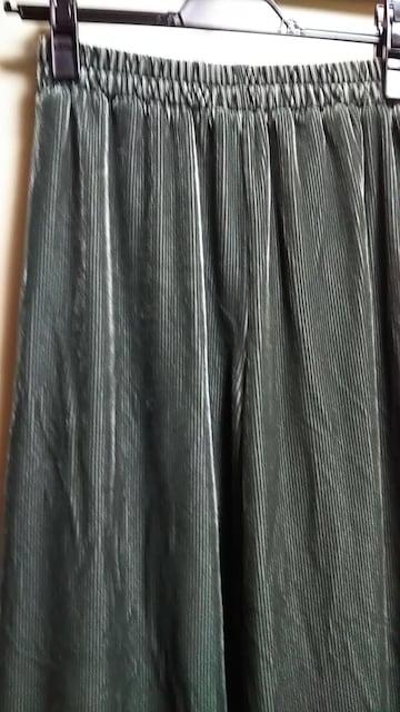 ☆クラシカルエルフリブリラックスストレートパンツ☆新品タグ付き < 女性ファッションの