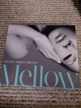 DOUBLE「Ballad Collection Mellow」ベスト/初回DVD付