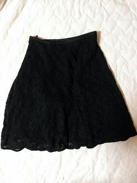 TOCCA花柄刺繍スカート2トッカ  < ブランドの