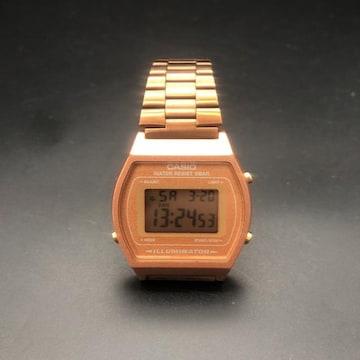 即決 CASIO カシオ 腕時計 B640W