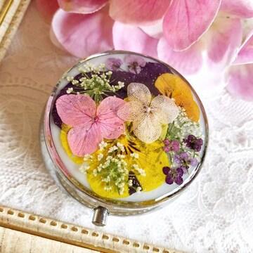 *:。押し花いっぱいのピルケ-ス*: 。