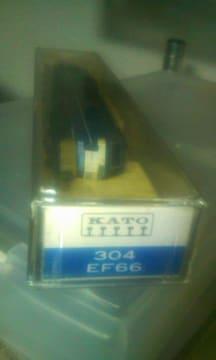 Nゲージ EF66 難あり。