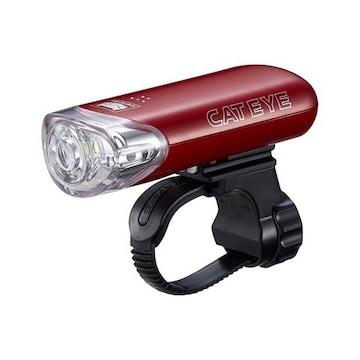 キャットアイ(CAT EYE) LEDヘッドライト メタリックレッド