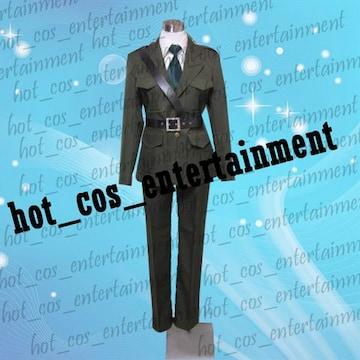 ヘタリア イギリス軍服風★コスプレ衣装