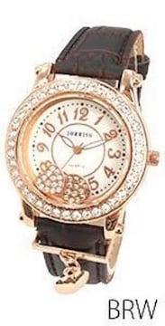 プレゼント 腕時計 ブラウン