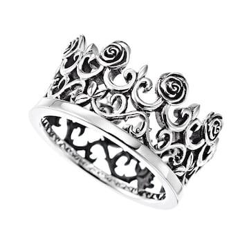 新品◆JUSTIN DAVIS◆FLOWER OF ROMANCE RING◆9号◆24,200円◆