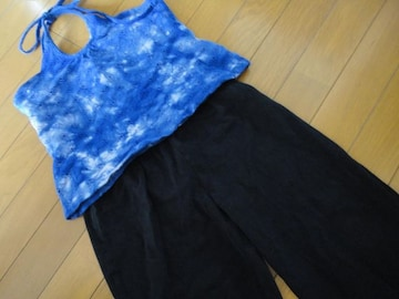 染めデザイントップORレギンス 【選択可】