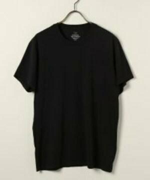 SAVE KHAKI☆ [送込み] スーピマコットン Tシャツ/黒L