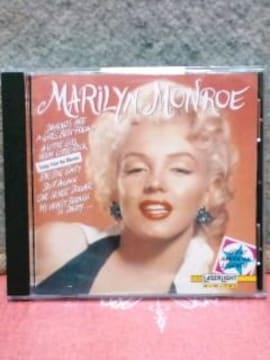 [送料無料] マリリン・モンロー(輸入盤・12曲収録)