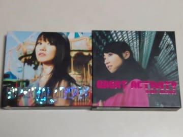 CD+DVD/Blu-ray[声優]水樹奈々 CDアルバム2作品