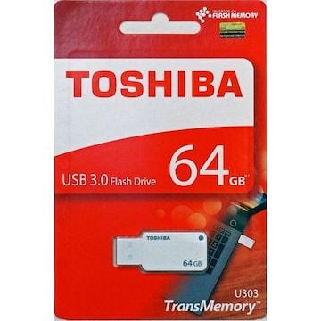 64GB USBフラッシュメモリー THN-U303W0640 3.0 東芝