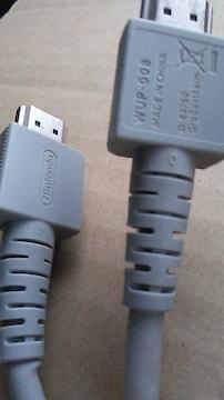 WiiU専用HDMIケーブル 任天堂純正品WUP‐008