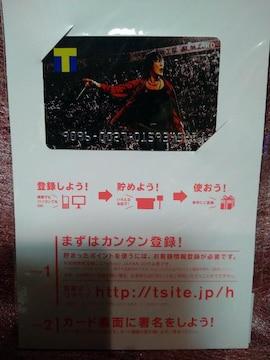 未開封 貴重!氷室京介デザイン Tカード(Tポイントカード)