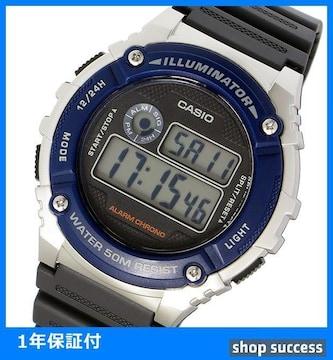 新品 即買い■カシオ デジタル メンズ 腕時計 W-216H-2AV