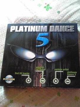 CD2枚組PLATINUM DANCE 5集