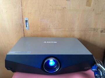 SONY VPL-FX40 ★4000ルーメン HDMI ランプ使用67時間