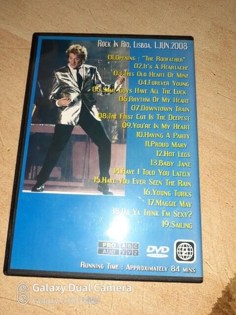 [DVD]ROD STEWART LIVE ロッド.スチュワート ライヴ < タレントグッズの