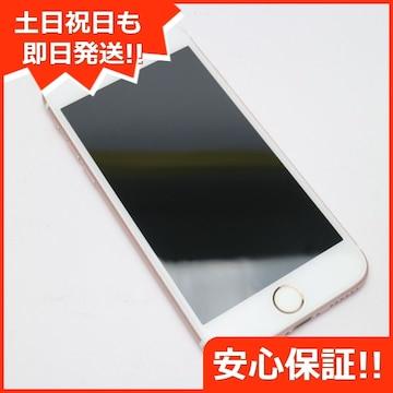 ●美品●SOFTBANK iPhone6S 128GB ローズゴールド●