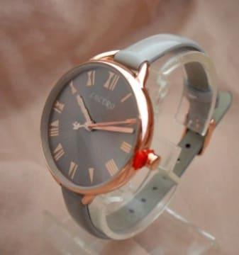 カットガラスウォッチGL-レディース腕時計